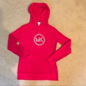 Michael Kors hooded Lightweight Shirt
